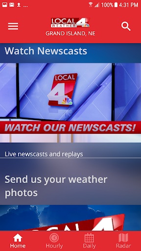 KSNB Local4 Weather 5.0.600 screenshots 2