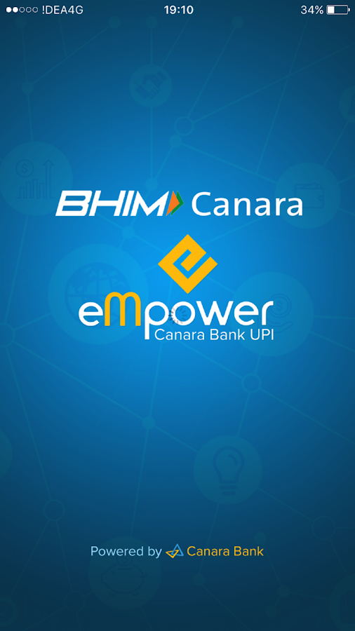 BHIM Canara - eMpower- screenshot