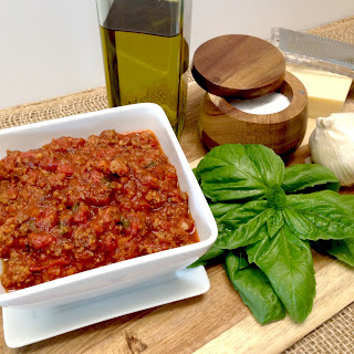 Homemade Italian Meat Sauce – Keto and Low Carb Recipe
