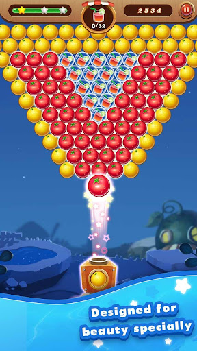 Shoot Bubble - Fruit Splash modavailable screenshots 1