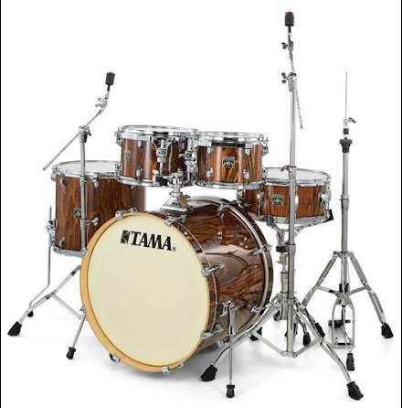 Tama Superstar Classic - CL52KRSP-GJP - Glass Java Lacebark Pine