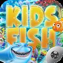 Подводный мир для детей HD icon