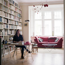 Photo: title: Friederike Hamann, Berlin, Germany date: 2014 relationship: friends, art, met through art world Portland years known: 5-10