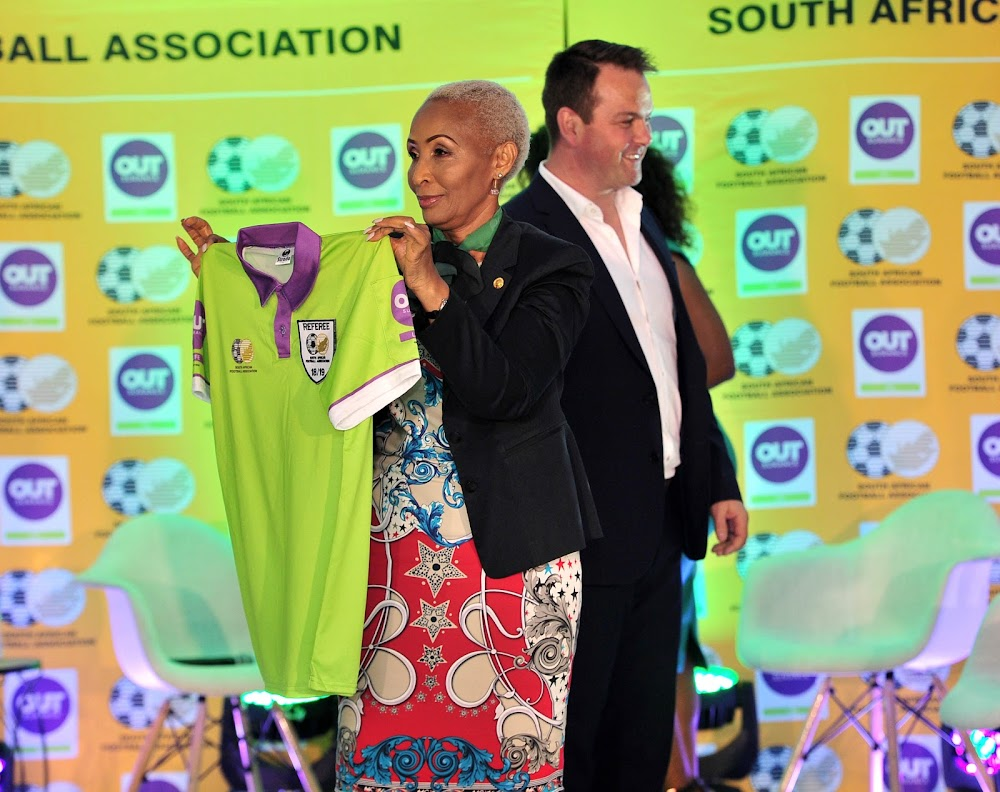 Safa reminds PSL who is the boss over OUTsurance referee spat