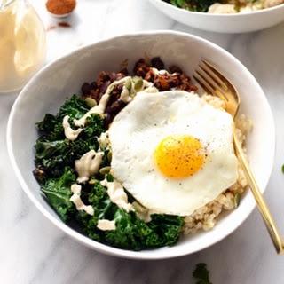 Black Bean Breakfast Bowls Recipe