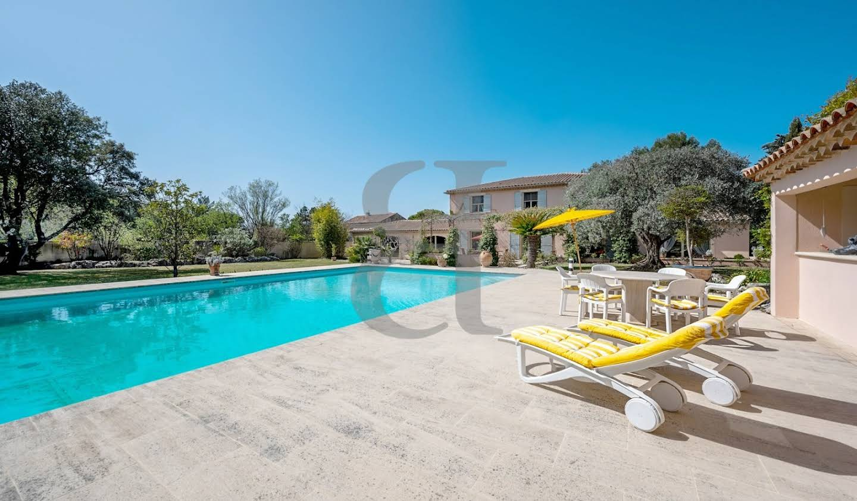 Villa avec piscine Caromb