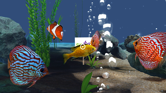 Aquarium VR- screenshot thumbnail
