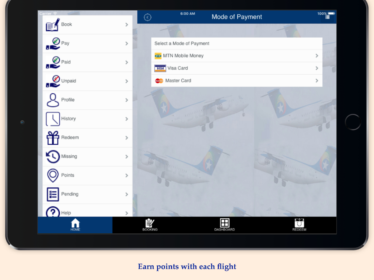 Fly within Ghana with Starbow- screenshot