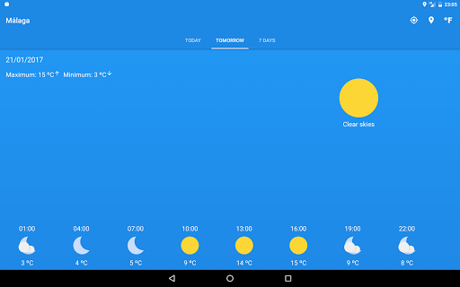 Meteo 2.0.8 screenshots 10