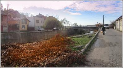 Photo: Str: Aurel Vlaicu, pod peste Paraul Racilor - 2017.11.01