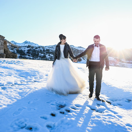 Fotógrafo de bodas Bokeh Lugones (bokehphotograph). Foto del 29.01.2018