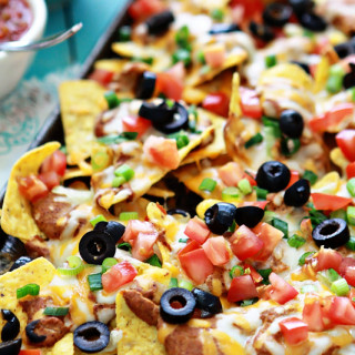 Ultimate Easy Nachos