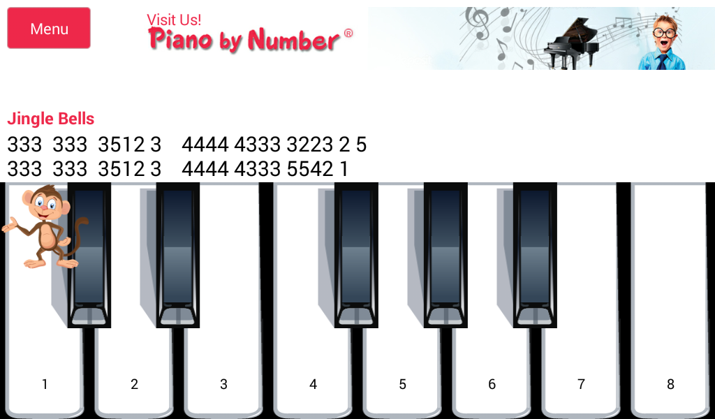 PianoApps- screenshot