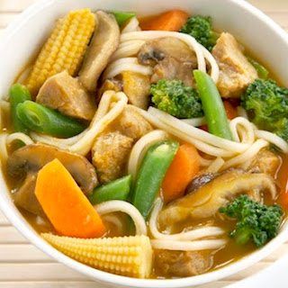 """Buddhist's Delight"" (Chinese-Style Vegetable Stew)"