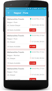 Maharashtra Travels - náhled
