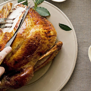 Christmas Turkey with Lemongrass Stuffing
