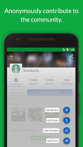 Glassdoor Job Search, Salaries & Reviews 6.2.1 screenshots 5