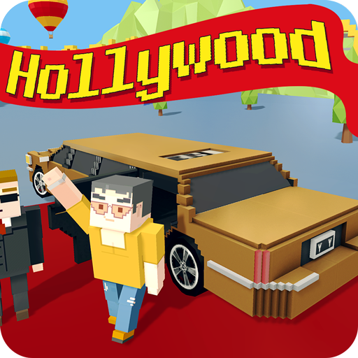 Blocky Security: Hollywood Driver