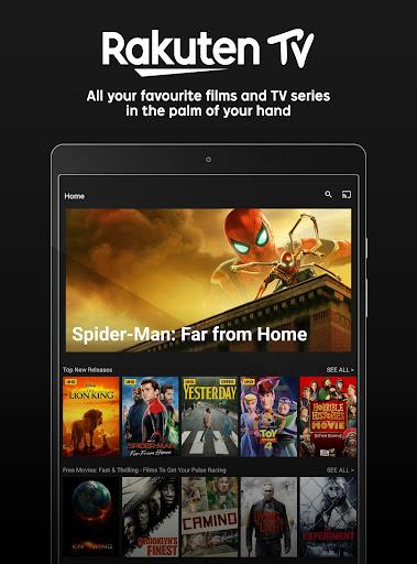 Rakuten TV - Movies & TV Series screenshots 11