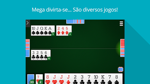 MegaJogos - Online Card Games and Board Games  gameplay | by HackJr.Pw 2