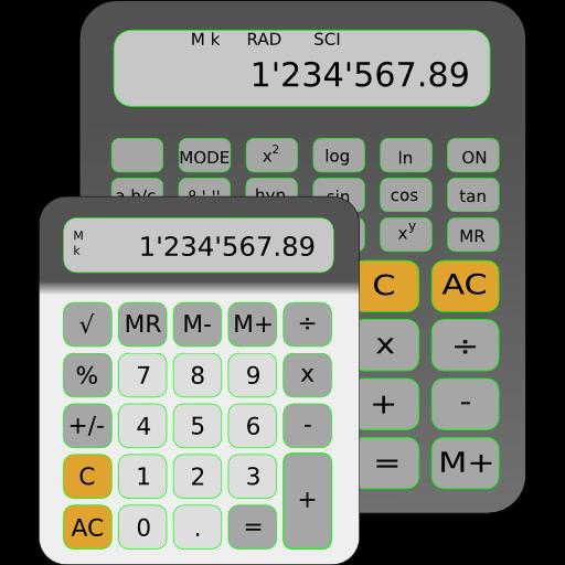 Calculator andanCalc PRO+