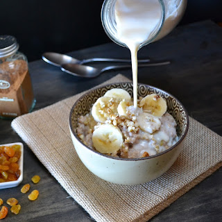 Gluten-free Slow-Cooker Multigrain Pudding.