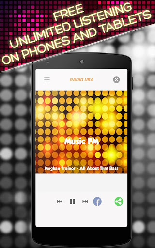 FM Radio USA Free  screenshots 6