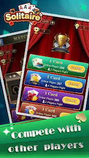 Download Solitaire - Card Games For PC Windows and Mac apk screenshot 4