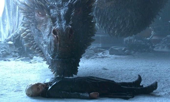 Muerte de Daenerys Targaryen