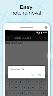 Simple Notepad & Call Identifier 2