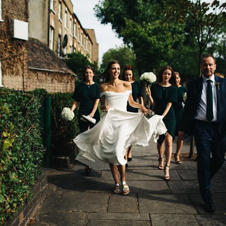 Wedding photographer Richard Skins (richardskins). Photo of 26.09.2016