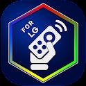 Control remoto TV LG icon