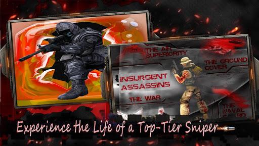 INSURGENT ASSASSINS:SNIPER WAR