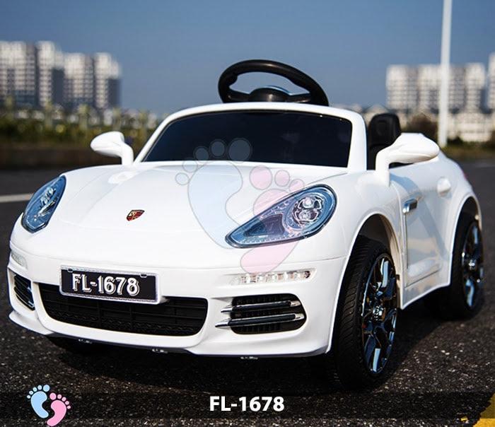 Xe điện thể thao cho bé Porsche FL-1678 7