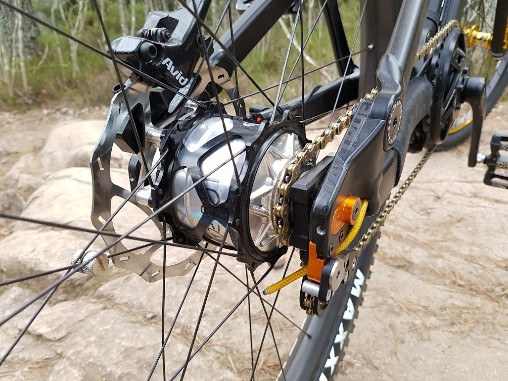 My next e-bike build - BBSHD with hydraulic IGH - Endless Sphere