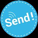 Send! Pro | File Transfer icon