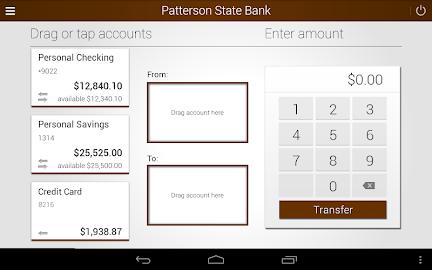 Patterson State Bank Mobile Screenshot 8