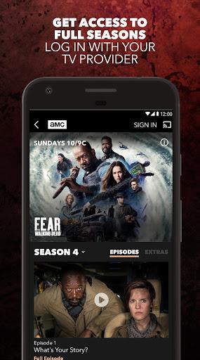AMC: Stream TV Shows, Full Episodes & Watch Movies screenshot 2