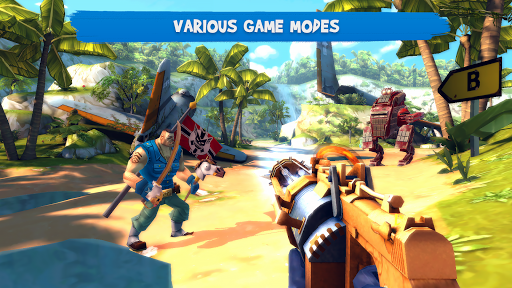 Blitz Brigade - Online FPS fun screenshot 3