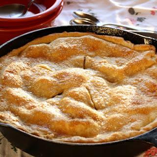 No. 37 - Skillet Apple Pie