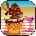 ice cream games for girls icon