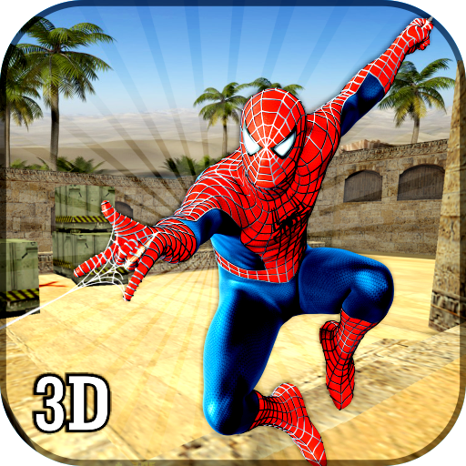 Spider Hero Counter Terrorist Superhero game (apk) free download for Android/PC/Windows