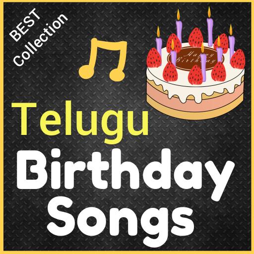 Telugu birthday songs – Apps on Google Play