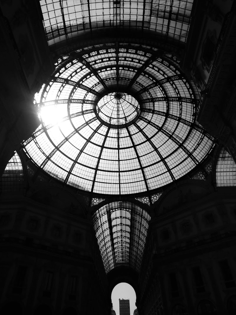 Galleria Vittorio Emanuele II, Milano di Ele_mace
