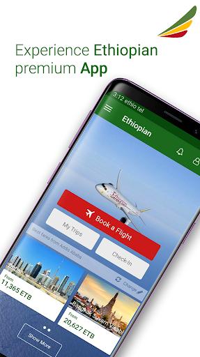 Ethiopian Airlines  screenshots 1