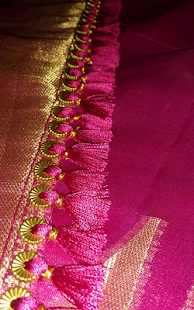 Saree Kuchhu Design Collection HD - náhled