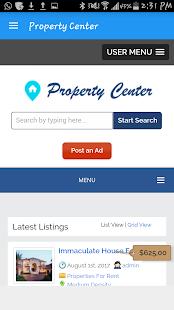Property Center - náhled
