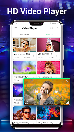 video player & media player all format screenshot 2