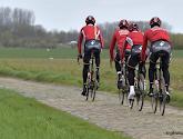 'Deze week nog geen definitieve beslissing over Parijs-Roubaix'