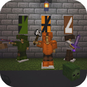 Raid Zombies Theater MAP MCPE icon